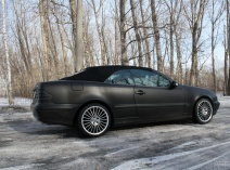Mercedes-Benz CLK Cabriolet (W208)