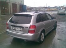 Mazda Familia Hatchback