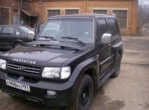 Hyundai Galloper II
