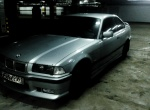 BMW красотка