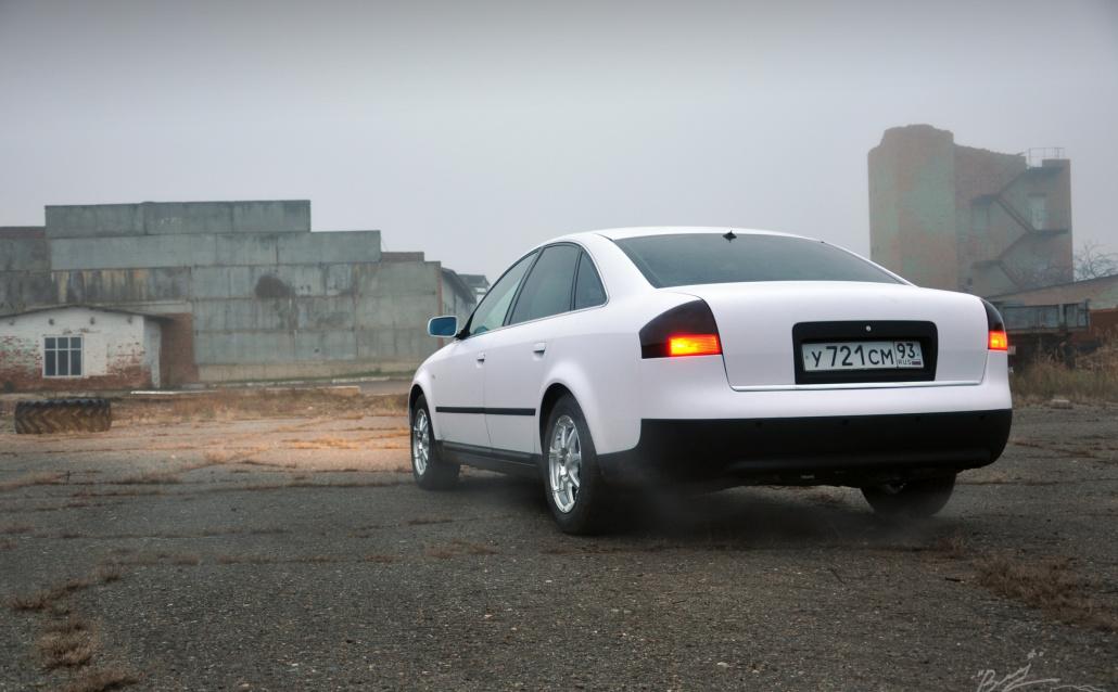 Audi A6 (4B,C5) White power! Продано