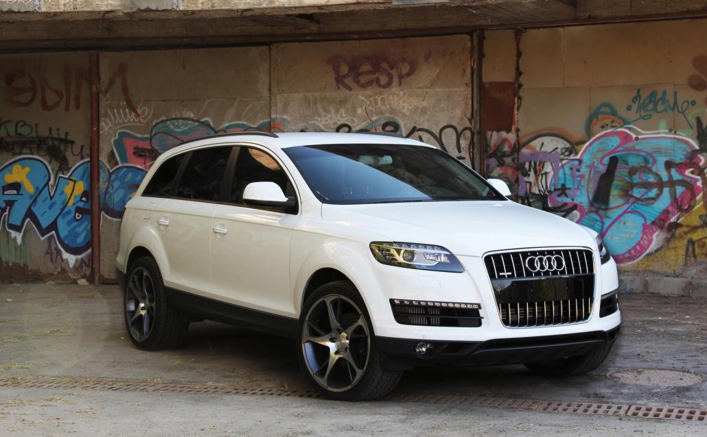 Audi Q7 КУ-Зибен