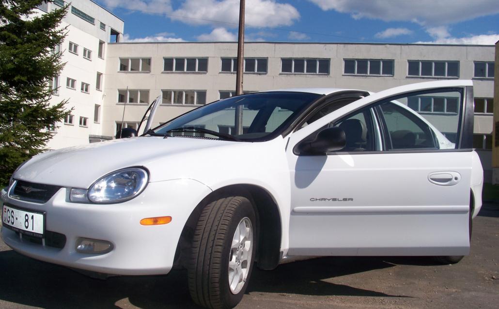 Chrysler Neon II Фортуна