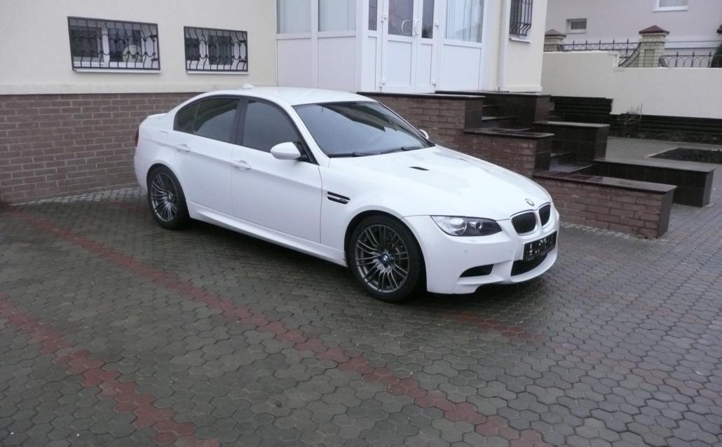 BMW M3 (E90) Ласточка овощ