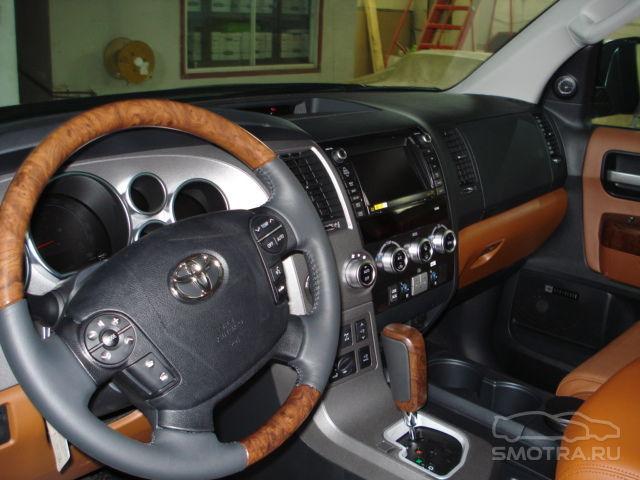 Toyota Sequoia Буравчик