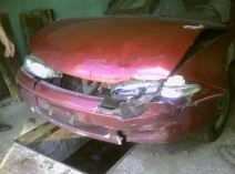 Mazda 626 IV Hatchbac (GE)