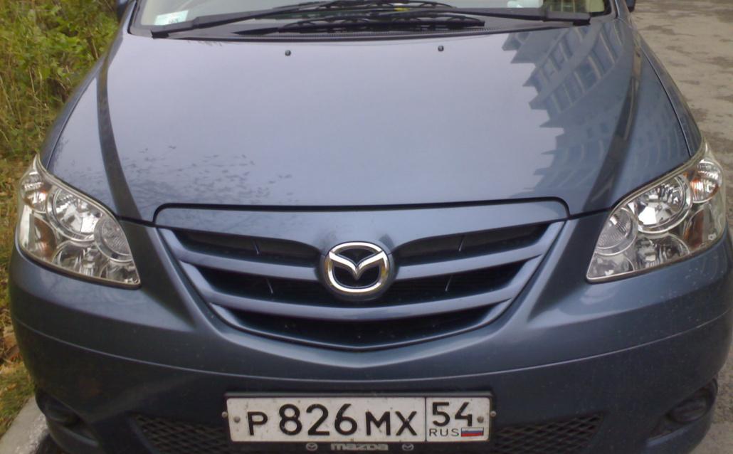 Mazda Агрессор