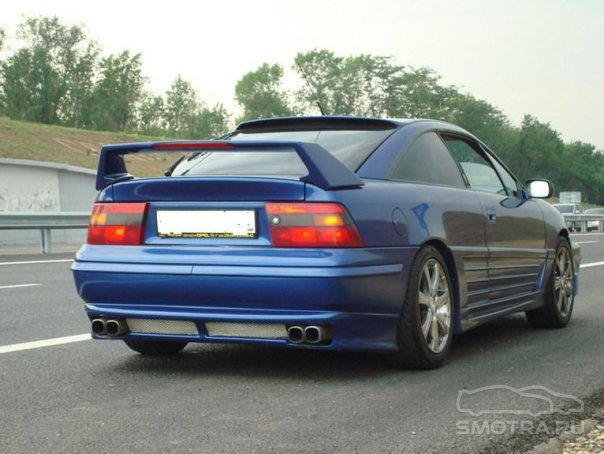 Opel Calibra A Turbo4ka