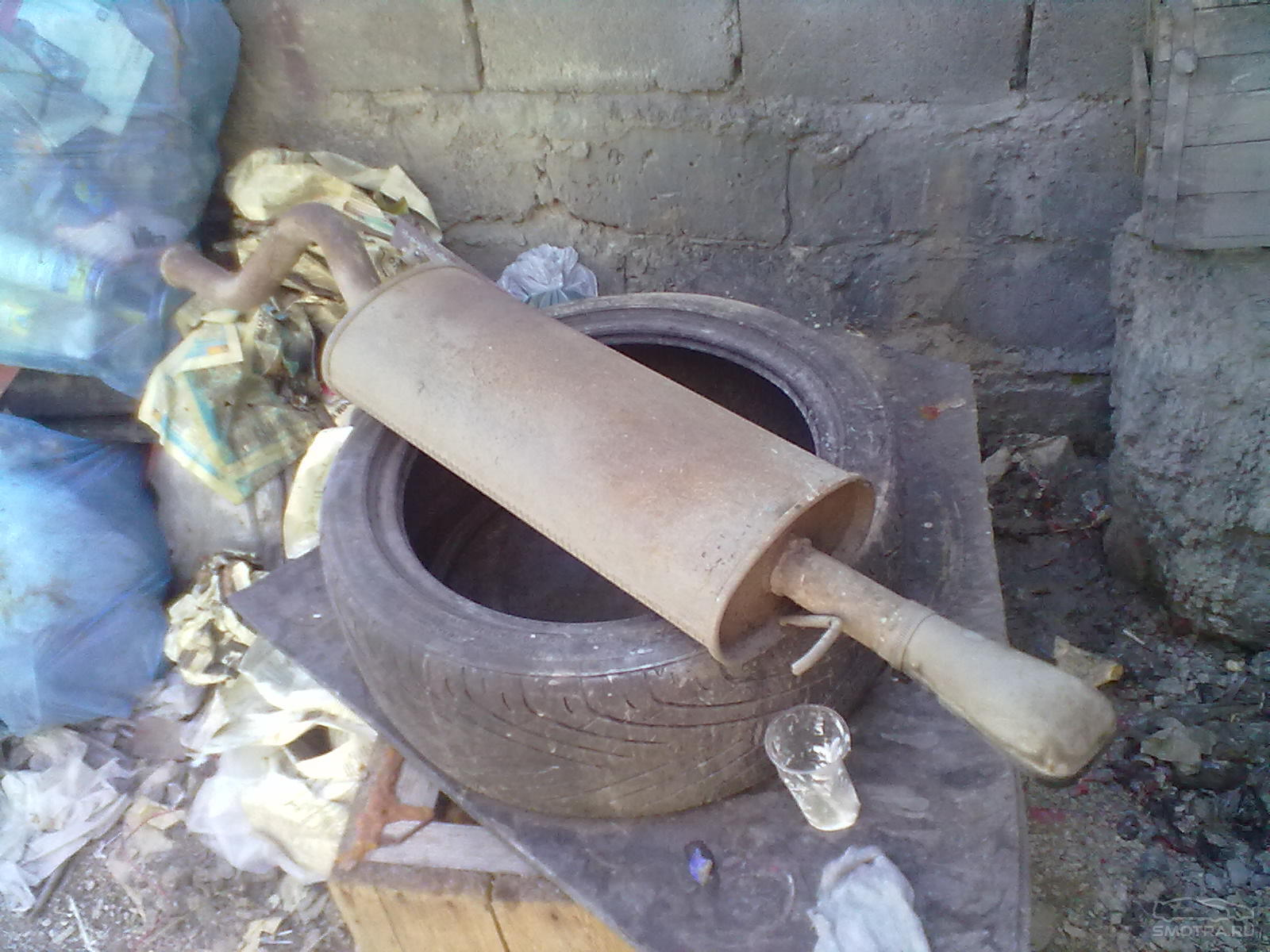 Как сделать прямоток на ваз 2110