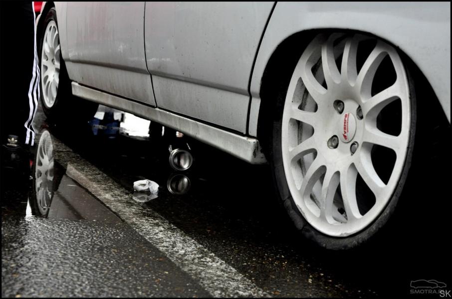 Сход РАЗВАЛ задних колес Subaru, правильное занижение #2 86