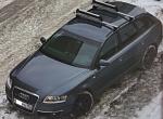 "Audi A6 avant ""серый сарайчик"""