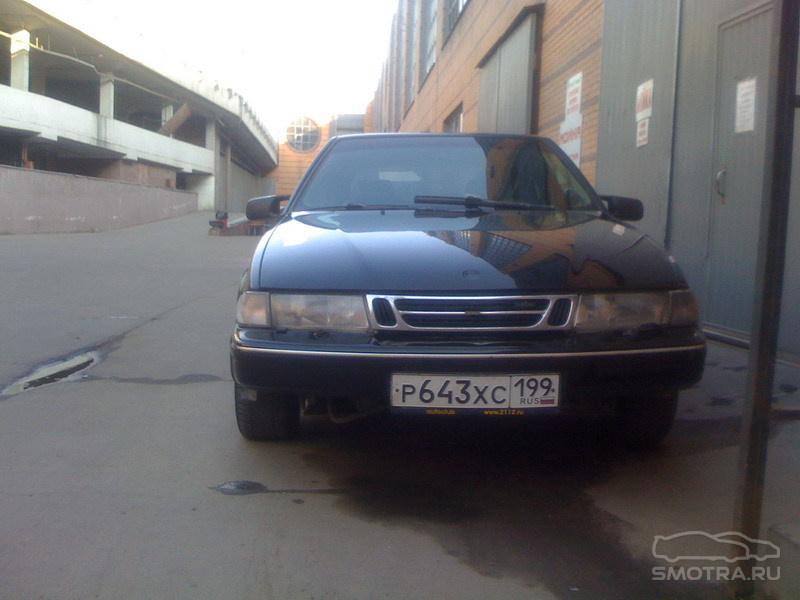 Saab 9000 Мой новый авто - Саабчег..
