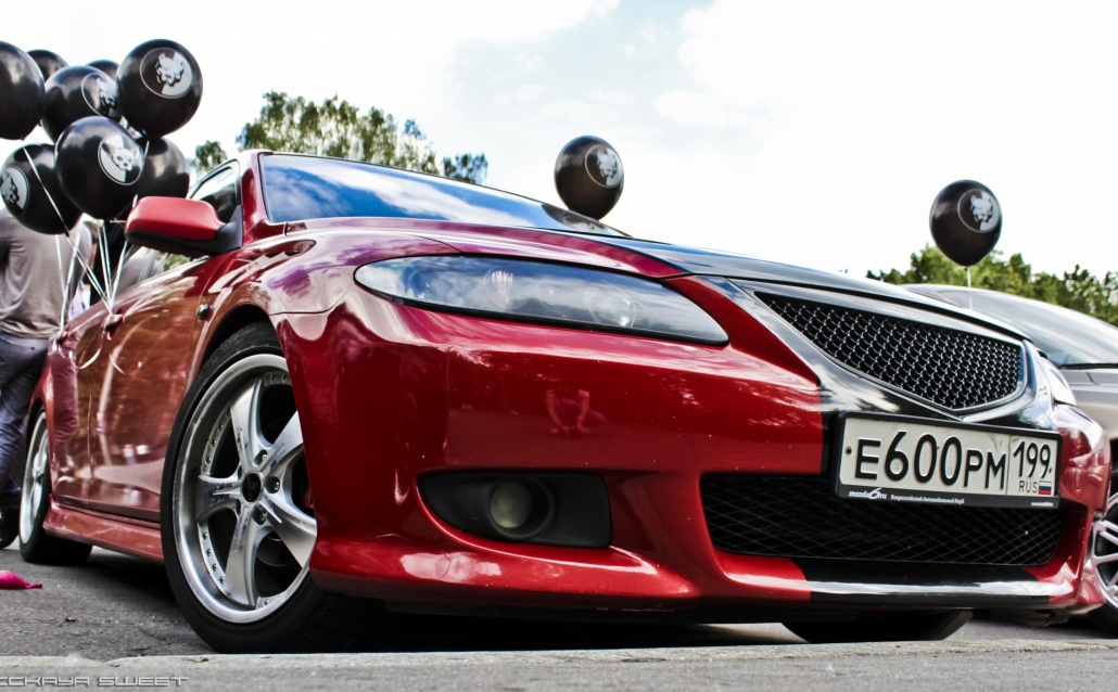 Mazda Mazda 6 (GG,GY) Sport Yakimosha