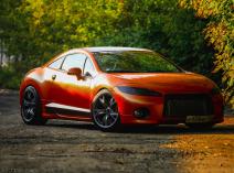 Mitsubishi Eclipse IV