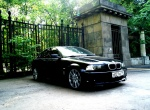 "BMW 3 series Coupe  ""I Can Transform Ya"""