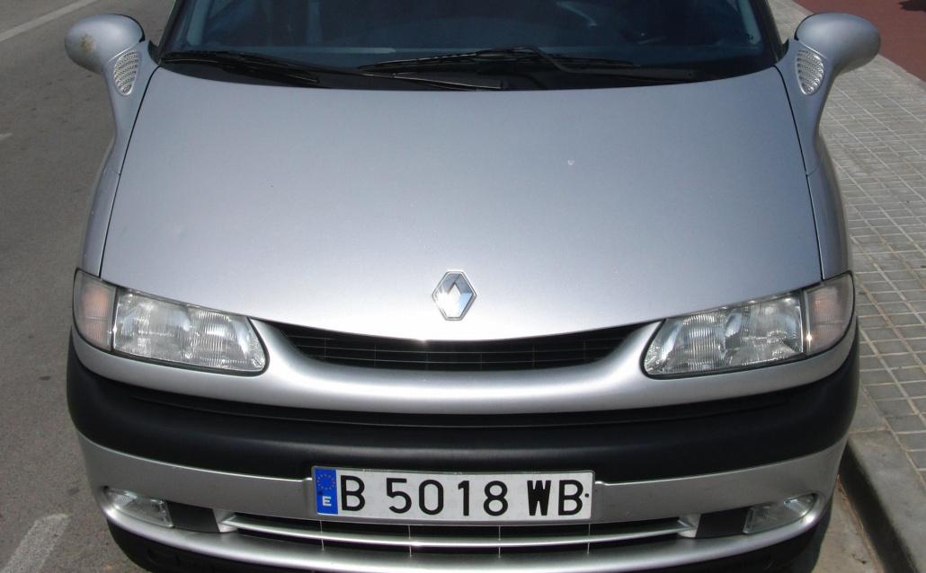 Renault Espace III (JE) Authentiqe