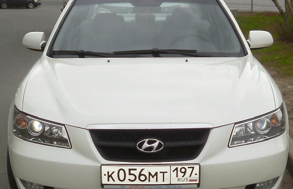 Hyundai NF Энэфочка