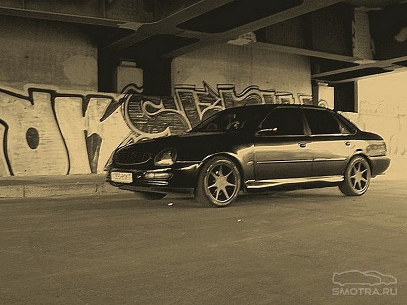 Ford Scorpio II (GFR,GGR) Phantom