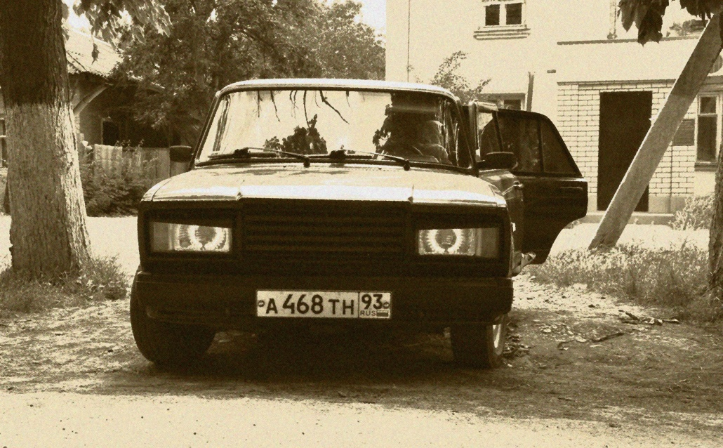 """2107 """"МУРЕНА"""""""
