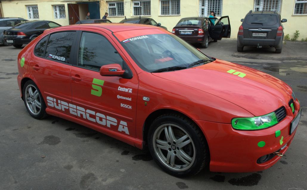 SEAT Leon Cupra I SUPERCOPA