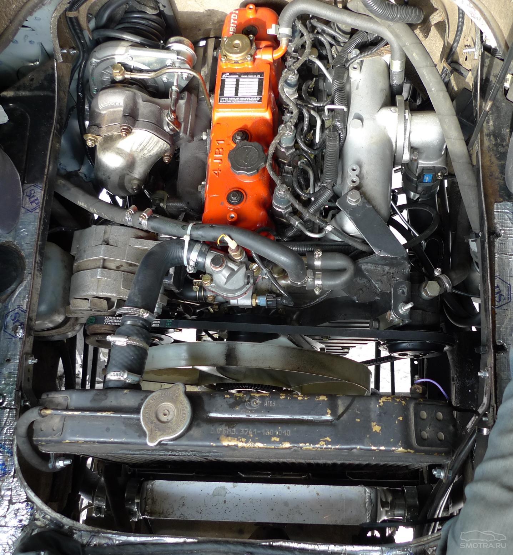 Дизельный двигатель на уаз своими рук 68