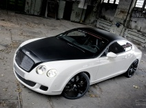 Bentley Supersport Coupe