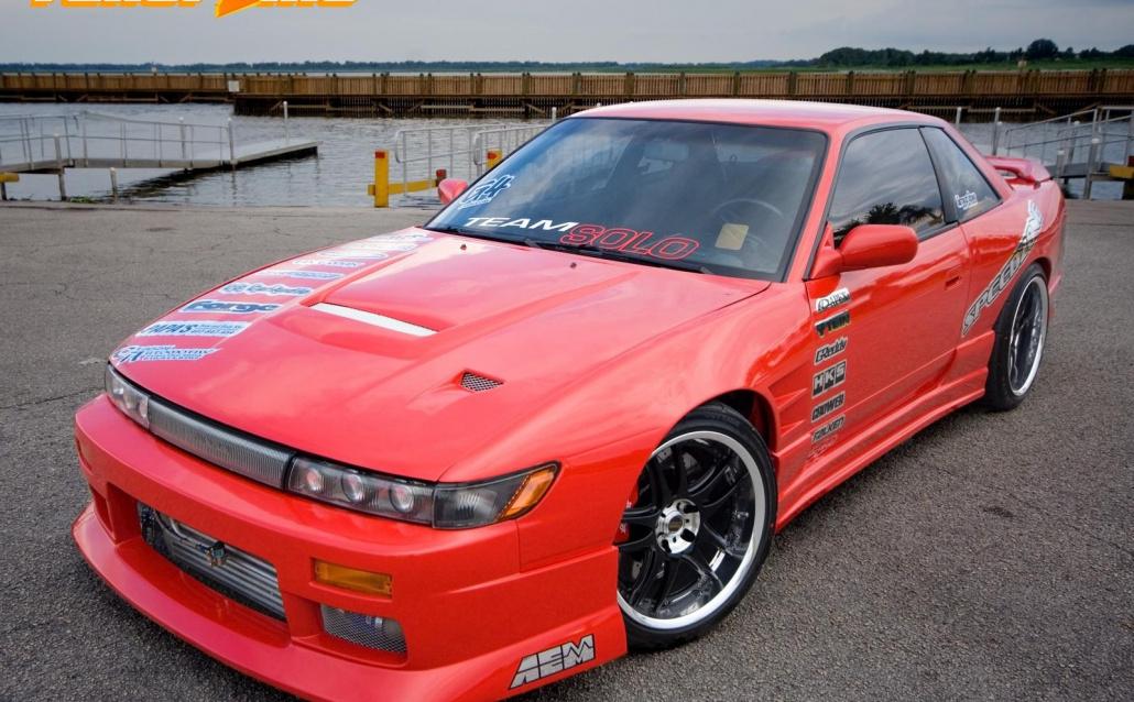 Nissan 240SX Drift`ер