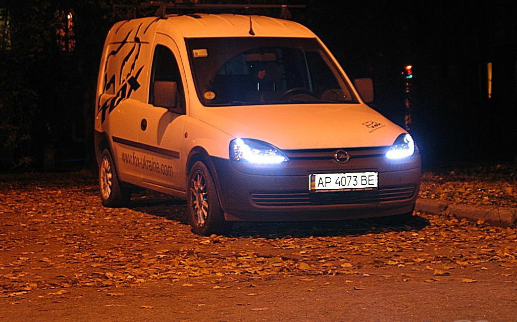 Opel Будка WRC
