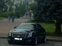 Cadillac CTS II