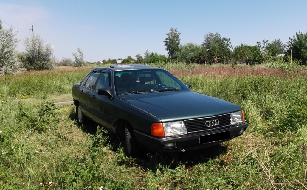 Audi 100 (44,44Q) Lacoste