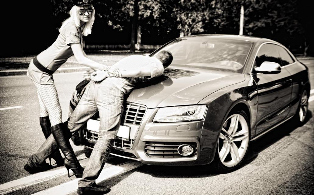 Audi S5 Пяточка