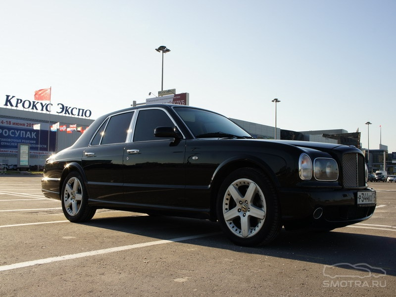 Bentley Arnage T BENTLEY