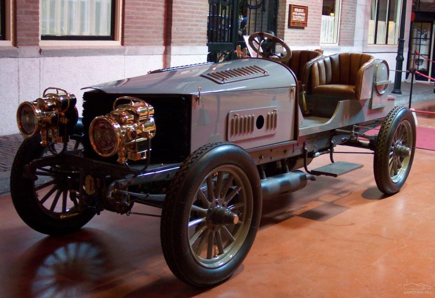 Первая машина в мире фото