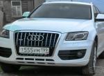 Audi Q5 |TURBO HORSE|отца)