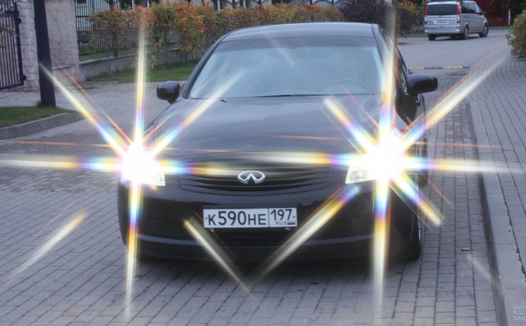 Infiniti G35 Sport Sedan Впустую потраченное время и деньги