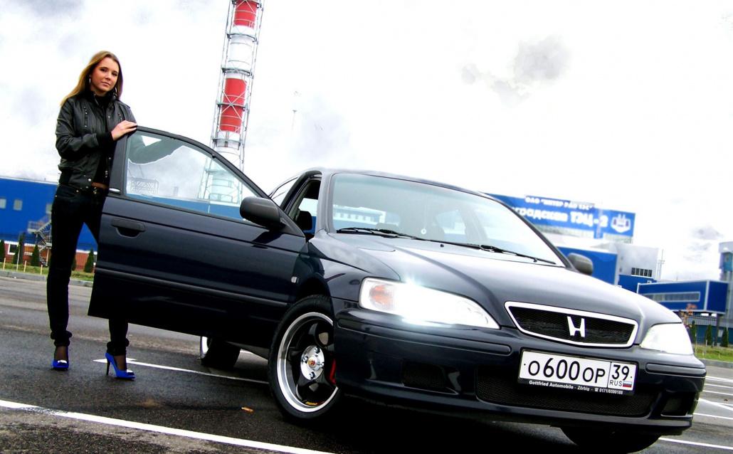Honda Accord VI Hatchback Капсула скорости