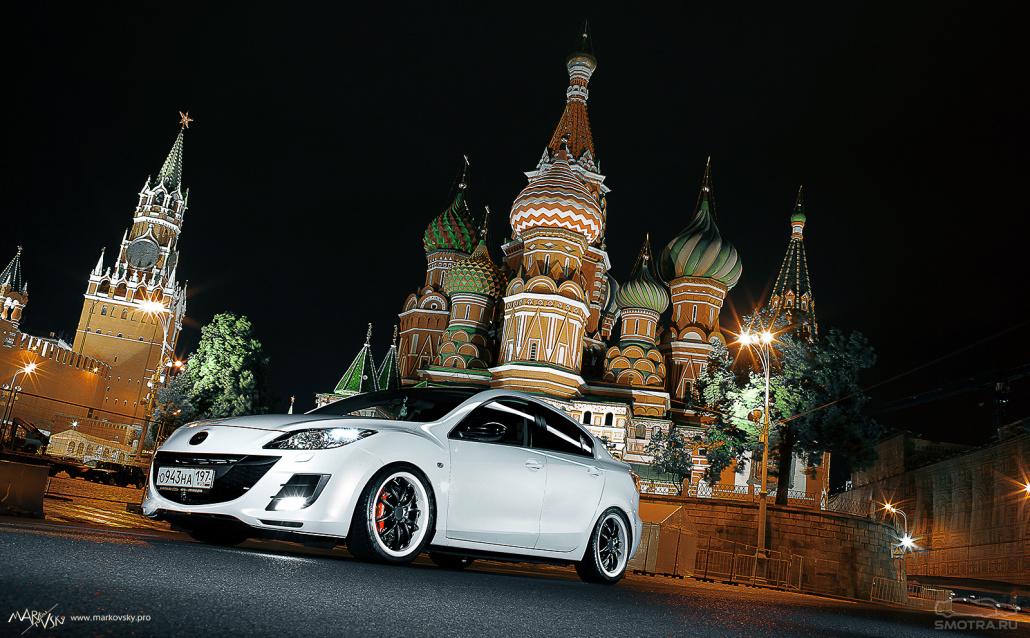 Mazda Mazda 3 (BL) Saloon mtiZda