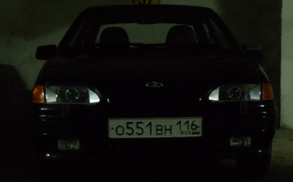 ВАЗ 2115-40 Черный седан