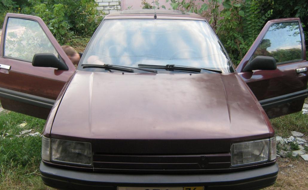 Renault 21 (B48) муРена