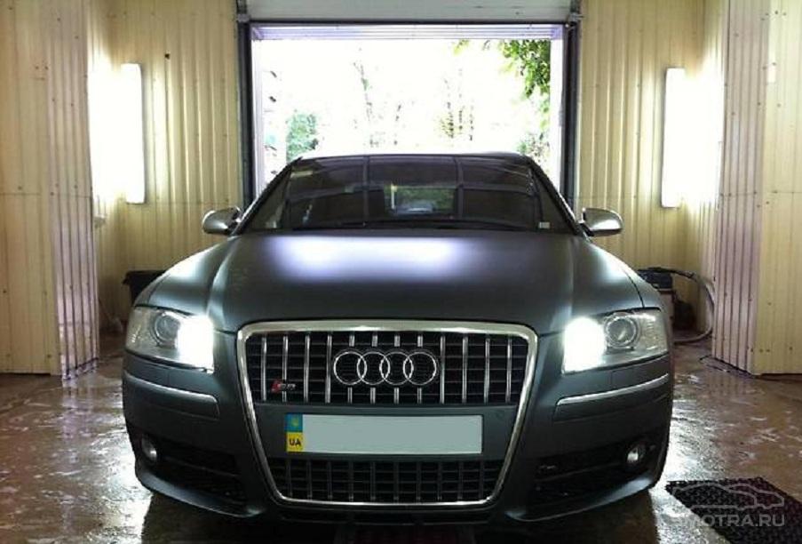 Audi S8 (4E) QATTRO_BEST
