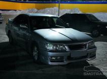 Nissan Laurel (E-HC33)