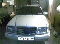 Mercedes-Benz E-klasse Coupe (C124)