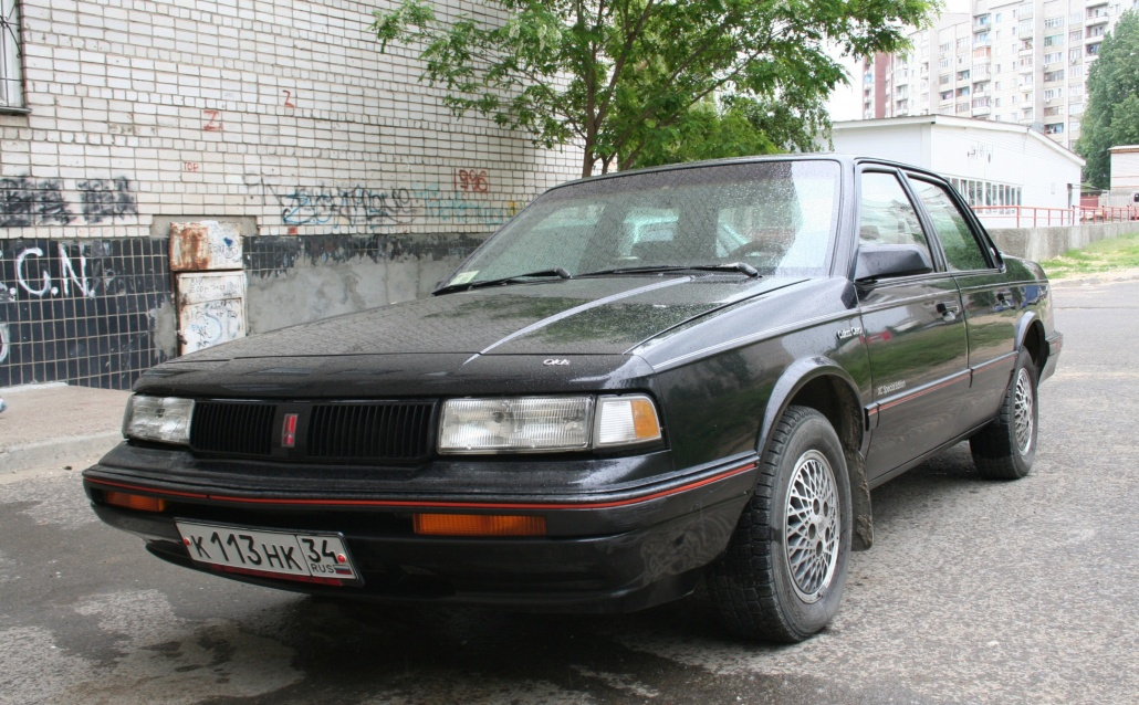 Oldsmobile Cutlass Ciera Ласточка