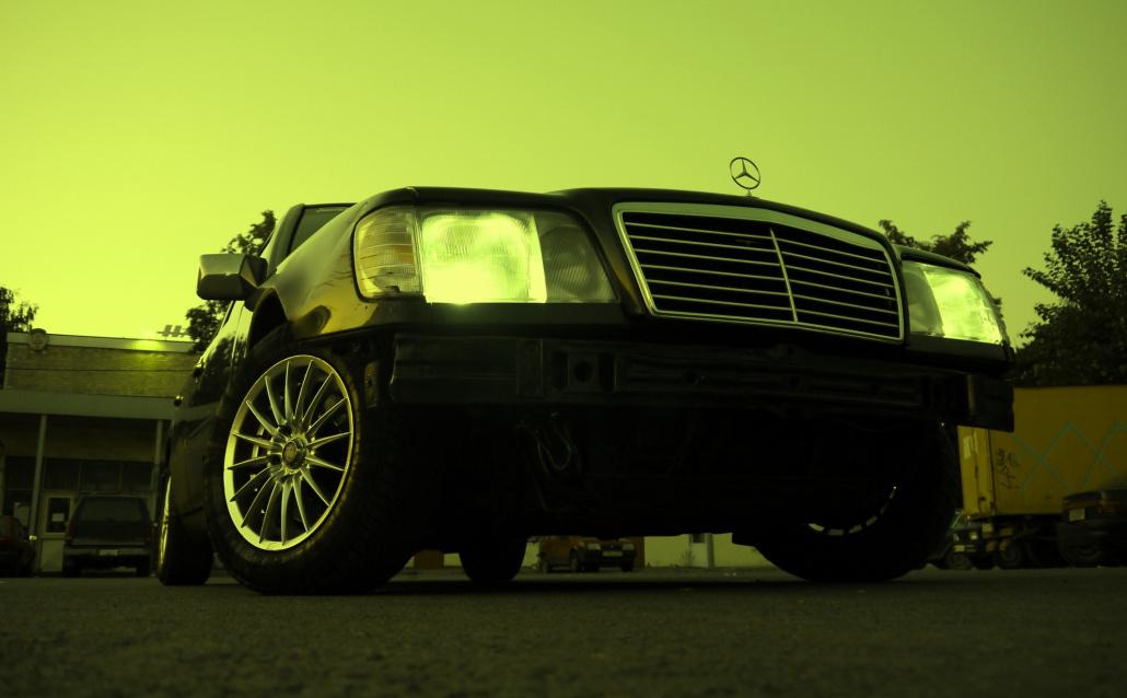 Mercedes-Benz 220 (W124) мурзик