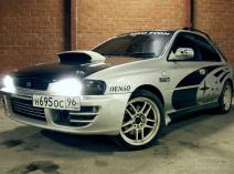 Subaru Impreza II