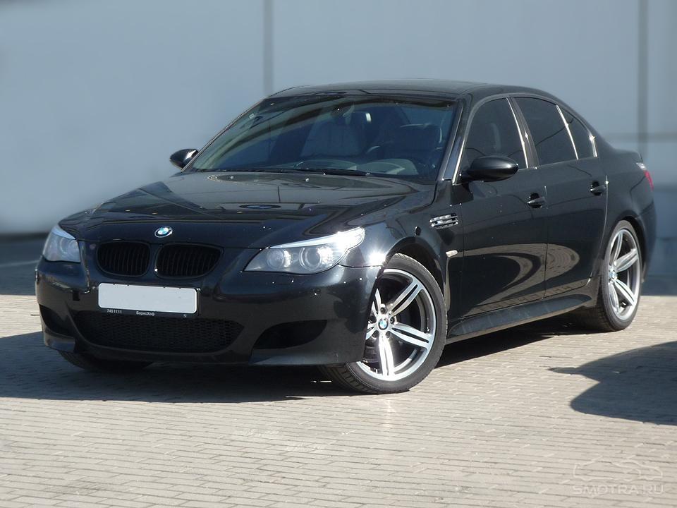 BMW M5 (E60).  К первому непрочитанному комментарию.