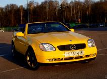 Mercedes-Benz SLK (R170)