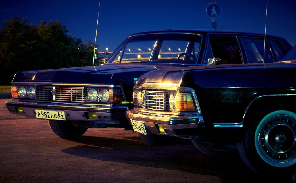 ГАЗ 14 (Чайка) Кремлёвская