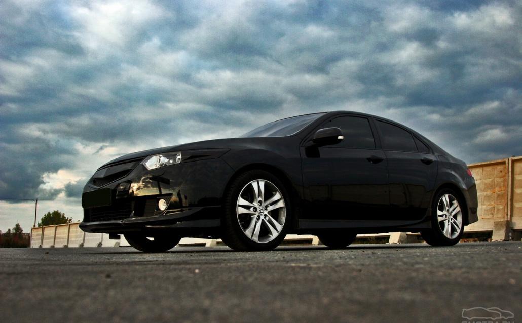 "Honda Accord I (SJ,SY) Type S ""Тёмная ночь"""