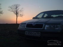 Skoda Octavia I Combi Tour (1U5)
